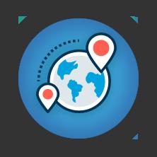 Търсене в Google (и Bing) от друго местоположение и показване на местни резултати