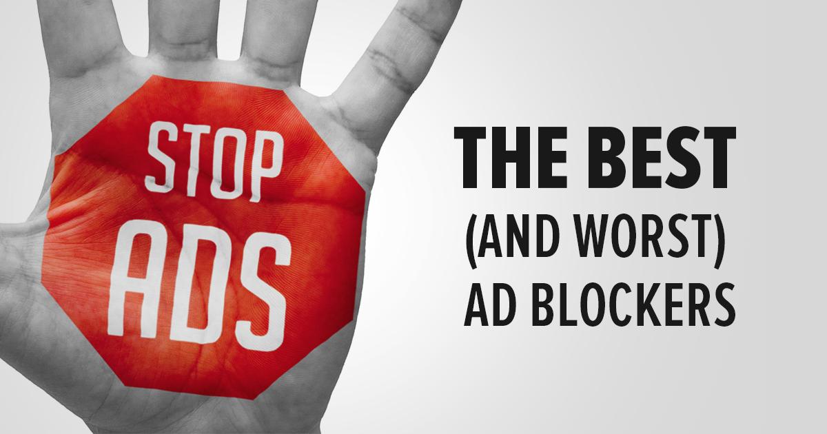 Най-добрите (и най-лошите) модули за блокиране на реклами (ОБНОВЕНА)