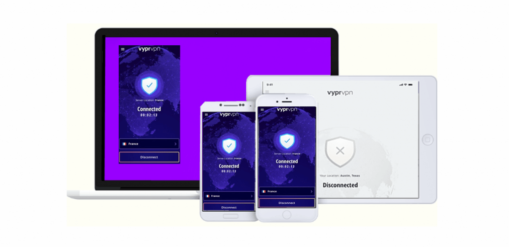 VyprVPN devices